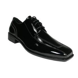 Santoni Patent shoe