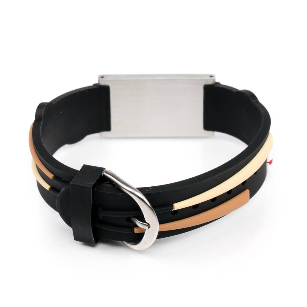 Icetags Medical Id Bracelet For Kids Baseball