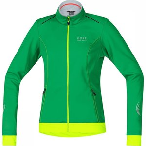 Buff Womens Cycling Jacket Green