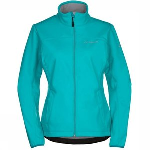 Jack Wolfskin Womens Cycling Jacket Blue