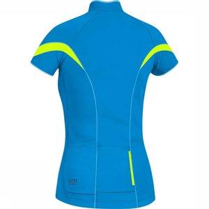 Gore Bikewear Men Cycling Shirt Blauw / White