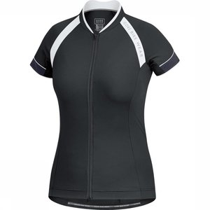 Gore Bikewear Men Cycling Shirt Black / White