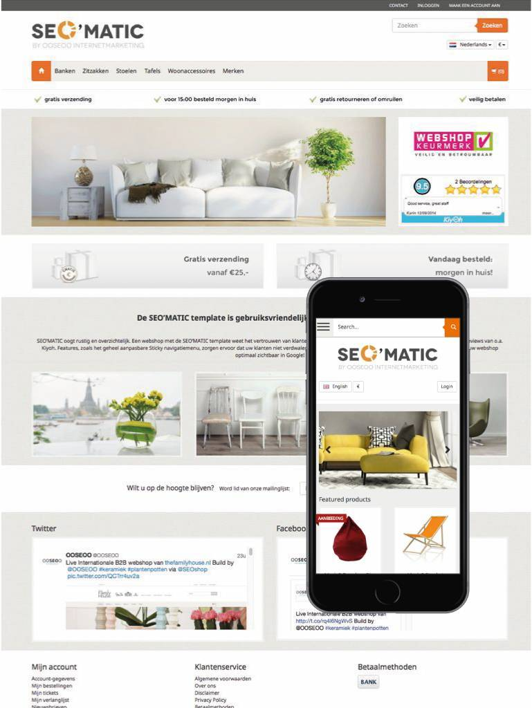 SEOmatic Default | Themes for eCommerce