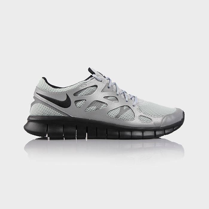 Nike Free Run 2 Metallic Black