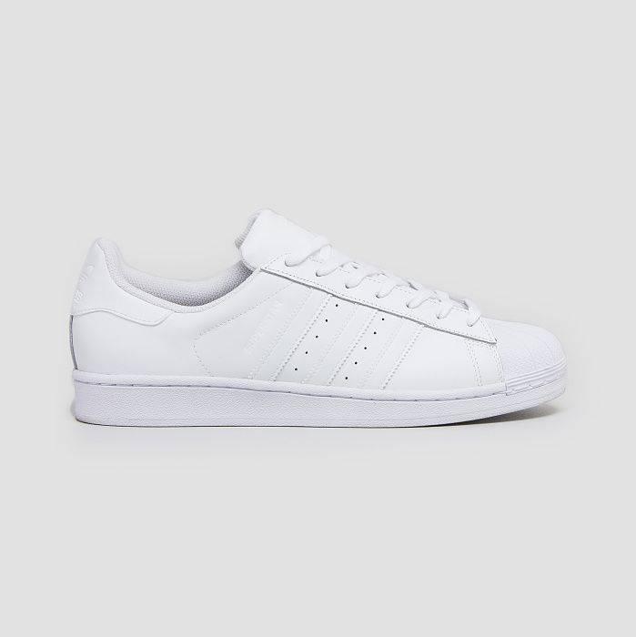 Adidas Superstar Foundation White White B27136