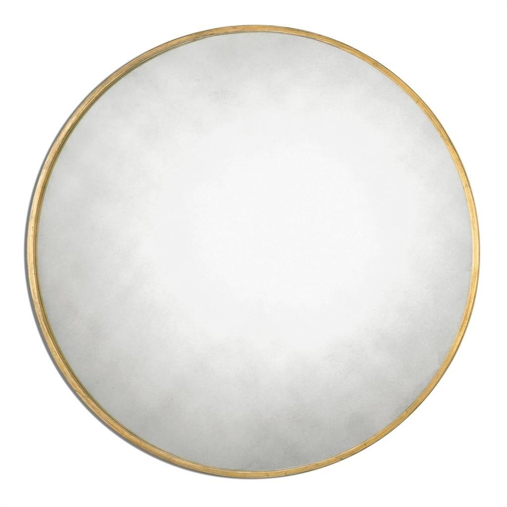 Uttermost Janius Round Mirror 43Wx43Wx1D
