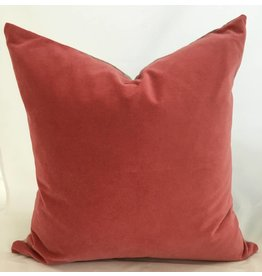"Ashley Meier Fine Linens AM 22"" x 22"" 100% Linen Pillow - Spring Colors"