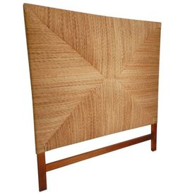 "Phillips/Scott Queen Hampton Rush Headboard 64""H"
