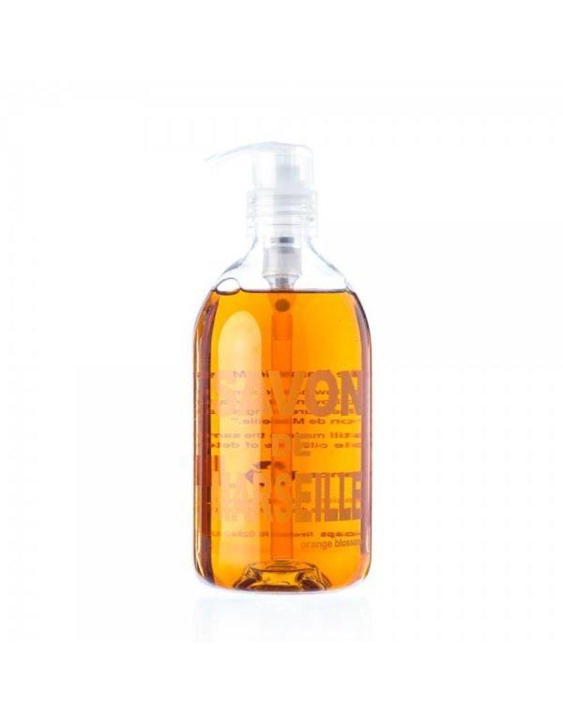 French Soaps Savon De Marseille Liquid - Orange Blossom