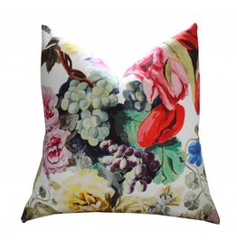 """Etsy Designer Orangerie 20"""" pillow"""