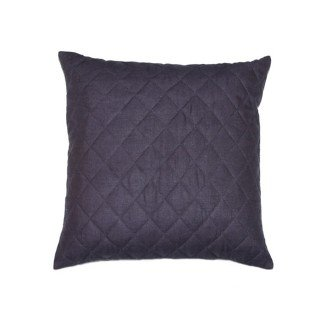 Tourmaline Argyle Pillow 24x24 Navy