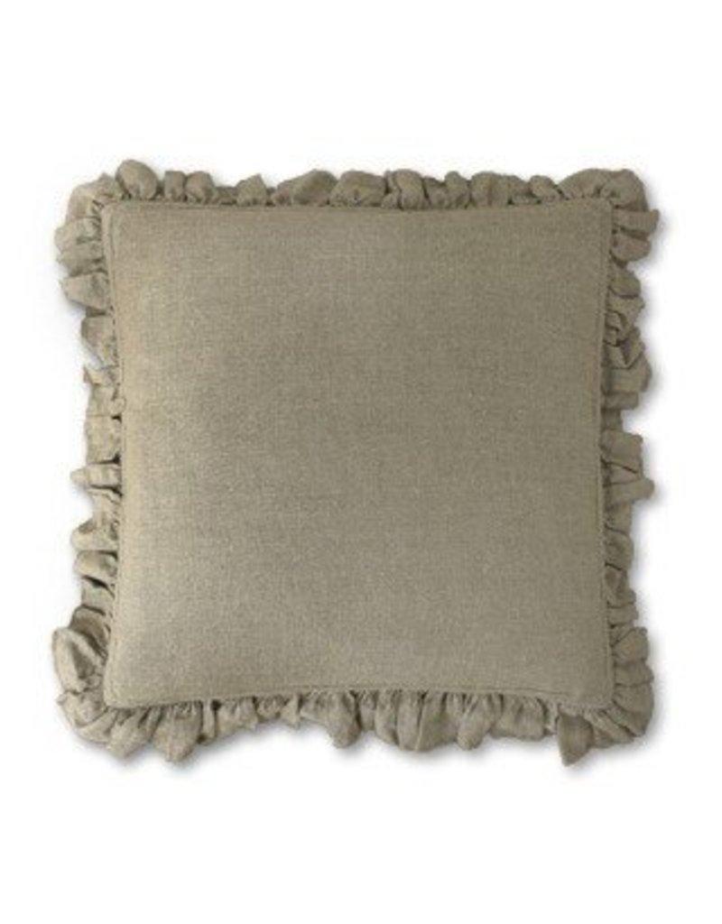 Tourmaline Savannah Pillow- Natural 24x24