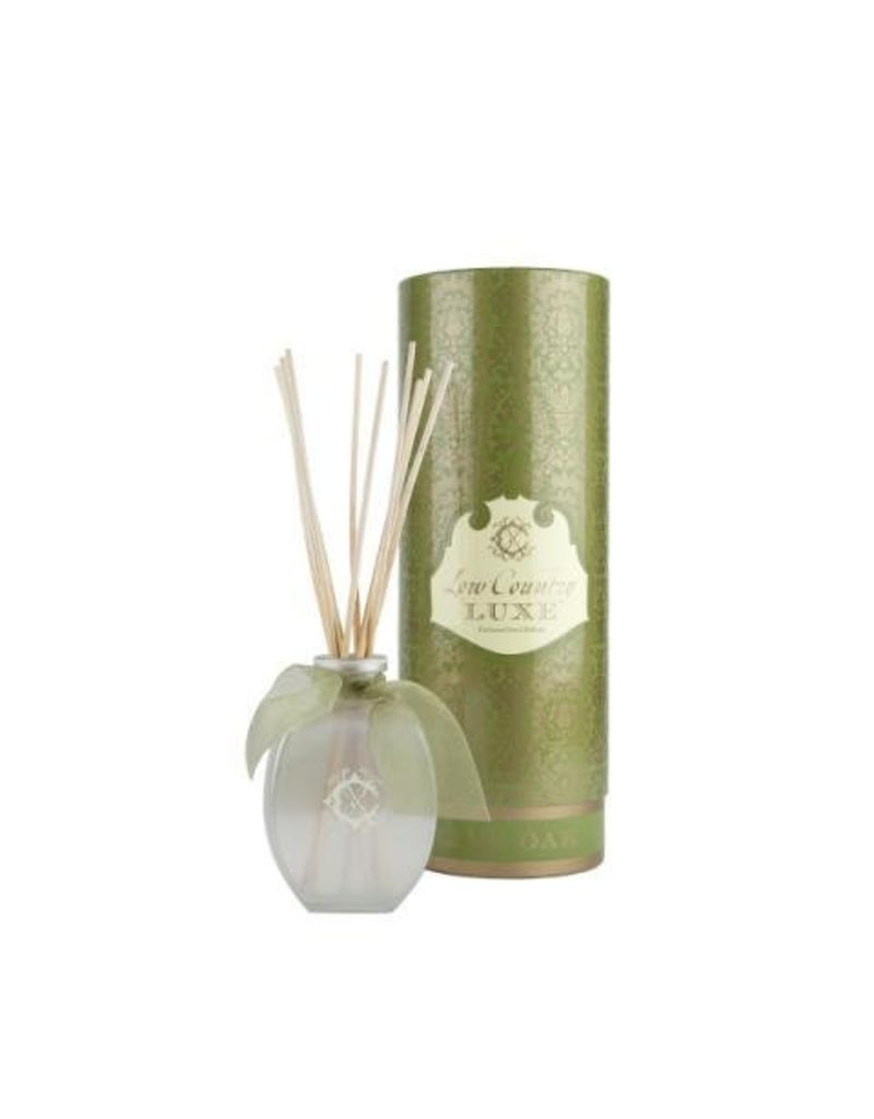 Low Country Luxe Low Country Luxe Reed Diffuser- Live Oak
