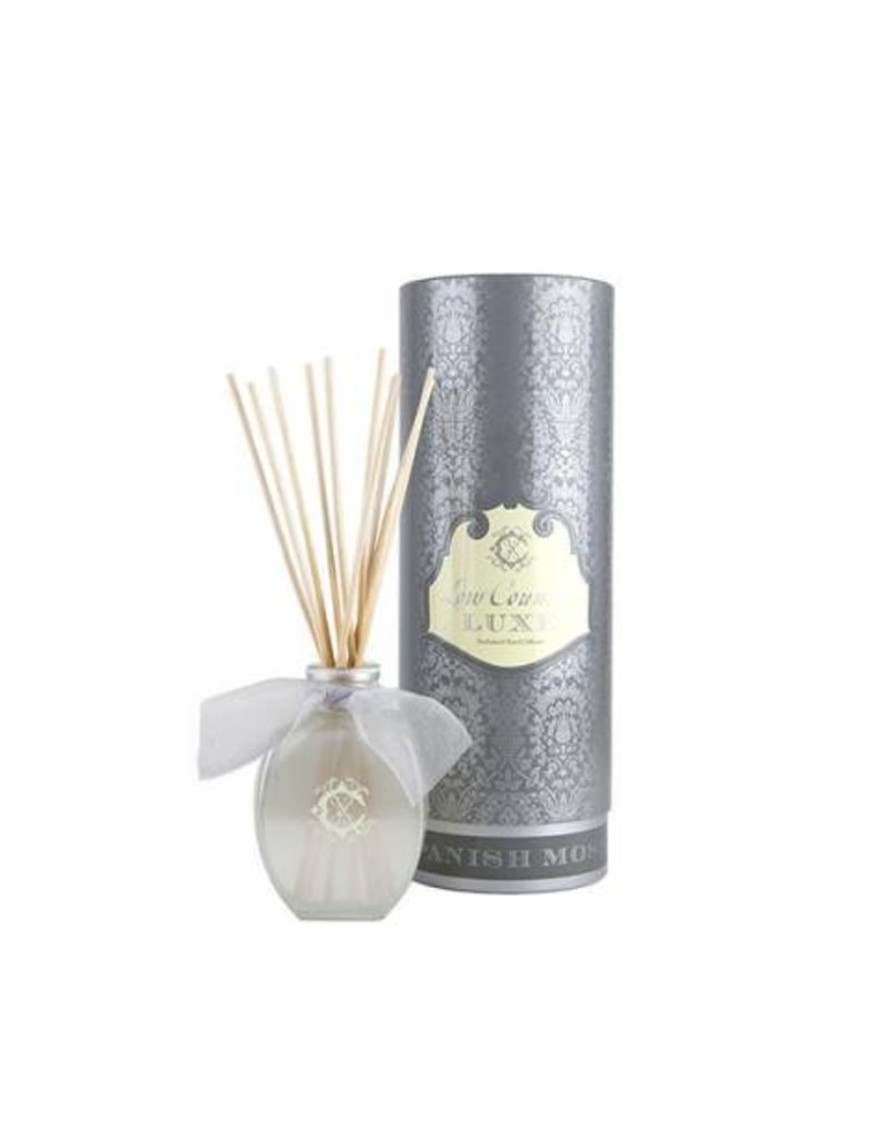 Low Country Luxe Low Country Luxe Reed Diffuser- Spanish Moss