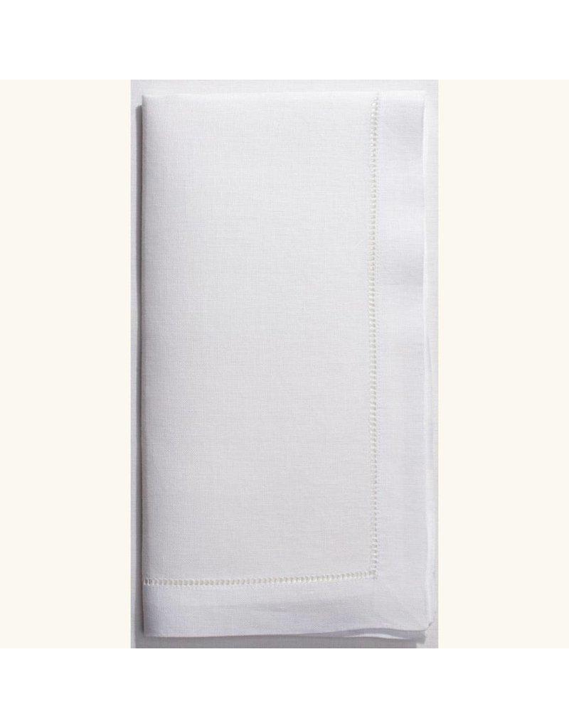 Heirloom Estate Linen White Napkin