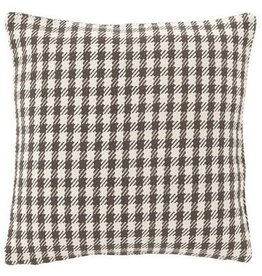 Pine Cone Hill Houndstooth Charcoal Indoor/Outdoor