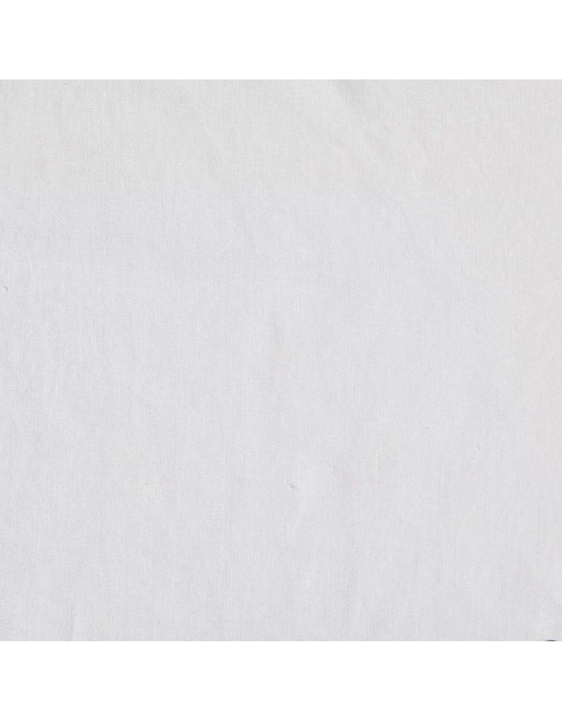 Matteo Vintage Linen flat sheet Off White King