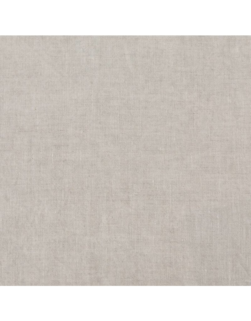 Matteo Vintage Linen fitted sheet Loomstate Queen