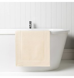 Christy Towel Supreme tub mat- Almond