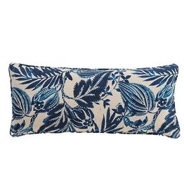 "Pine Cone Hill Antigua Linen decorative pillow 15"" x 35"""