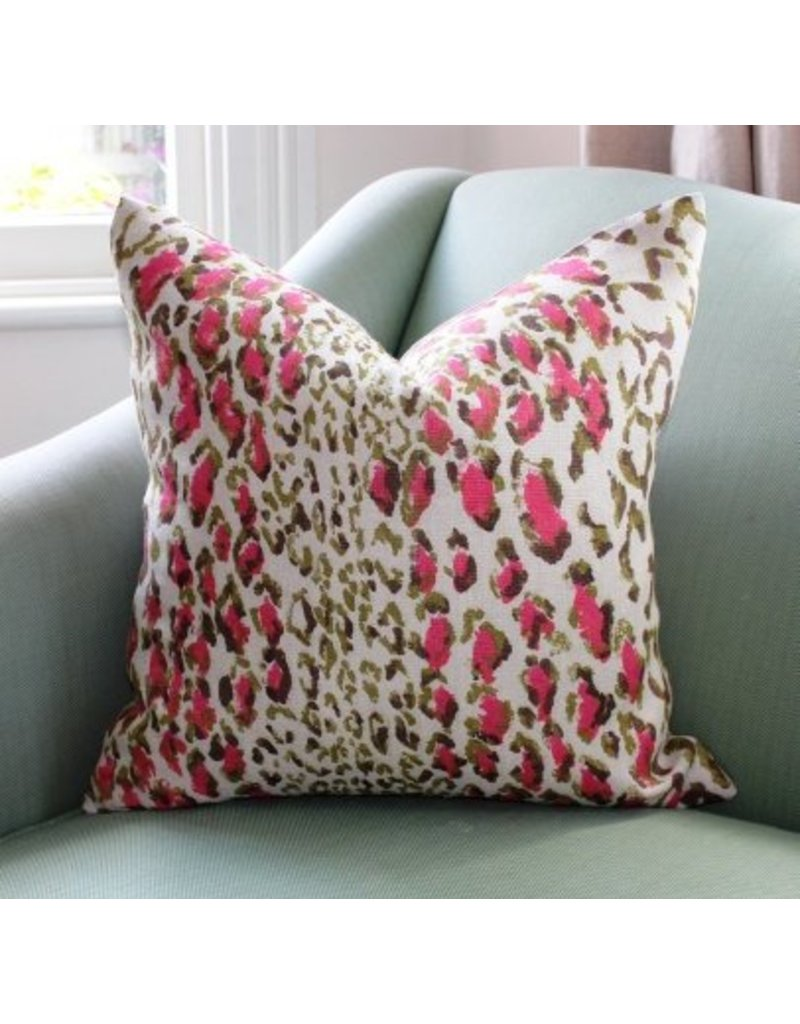 Rose Cummings Rose Sabu Pillow