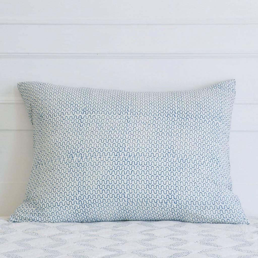 Les Indiennes Les indiennes Gigi standard pillow sham