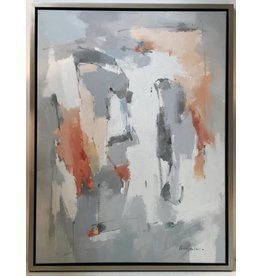 """Orange Sorbet"" art"