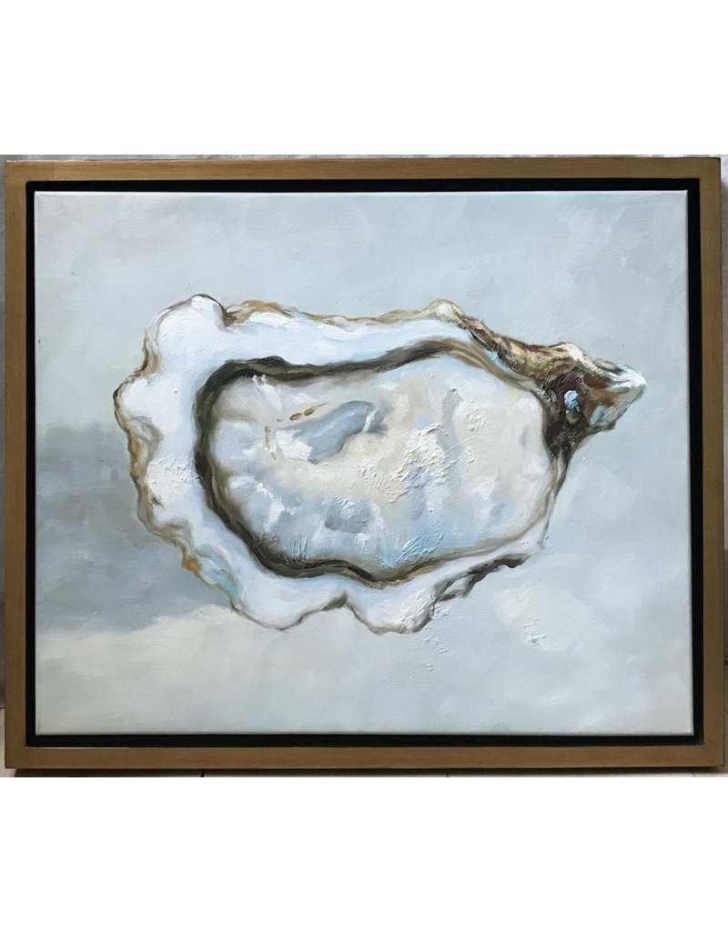 """""""Blue Pacific Oyster (1)"""" art"""