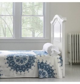 Les Indiennes Les Indiennes Celestine twin bed cover