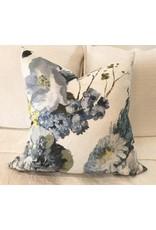 "Ashley Meier Fine Linens Seraphina Pillow 22"" x 22"""