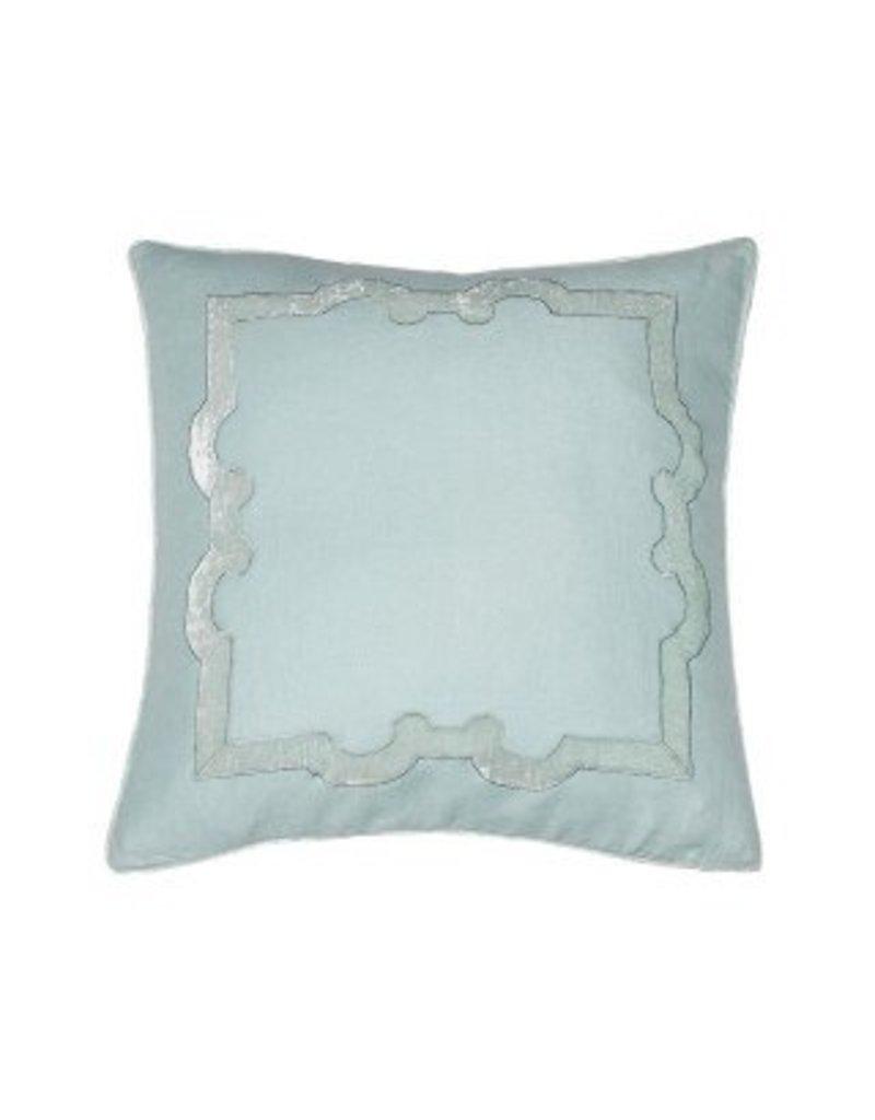 Tourmaline Lavello Pillow- Celadon 22x22