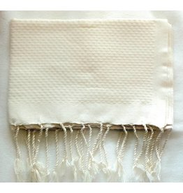 Scents and Feel Guest towel, Off White