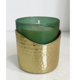 Aspen bay 5.5 oz emerald tumbler- balsam embers