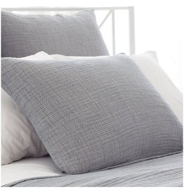 Pine Cone Hill Brooklyn Matelasse Standard Pillow Sham