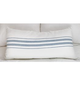 Sugar Feather Frenchie light 34x17, Ocean