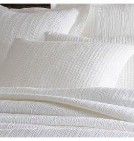 Pine Cone Hill Seychelles Dove White Standard
