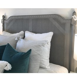 Phillips/Scott Bay Queen Headboard- Winter Grey