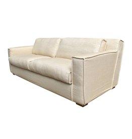 Regina Andrew Design Halston Sofa- Ivory Linen
