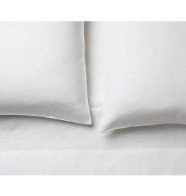 AREA home Claire white Euro pillowcase