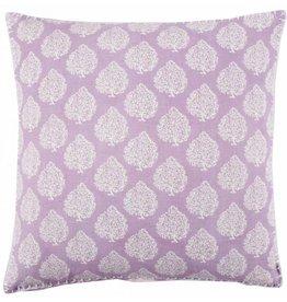 John robshaw Mali lavender decorative pillow 20 x 20