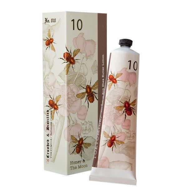 TokyoMilk' Honey & The Moon No. 10 Bon Bon Shea Butter Lotion