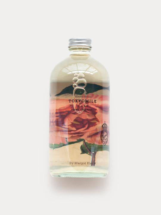TokyoMilk' Rose With Bees Bubble Bath no. 12