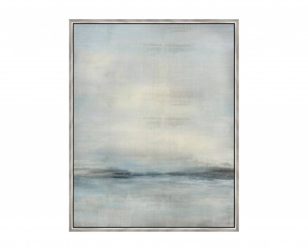 Left Bank Art Blue Calm 40 x 50