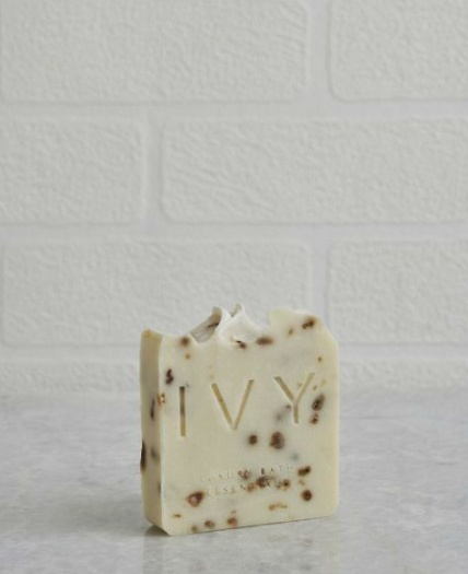 Ivy Hand made soap - alacati lavender Large