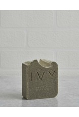 Ivy Hand made soap - volcanic clay Large