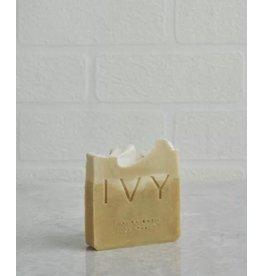 Ivy Hand made soap -goat milk-anzer honey Large