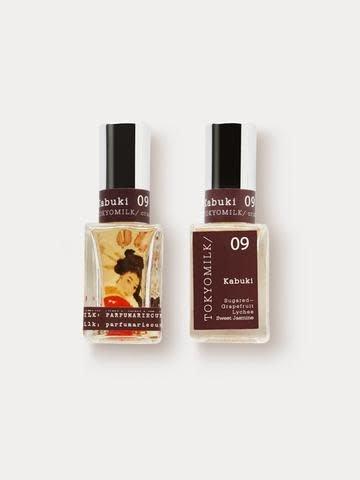 TokyoMilk' Kabuki No. 9 parfum