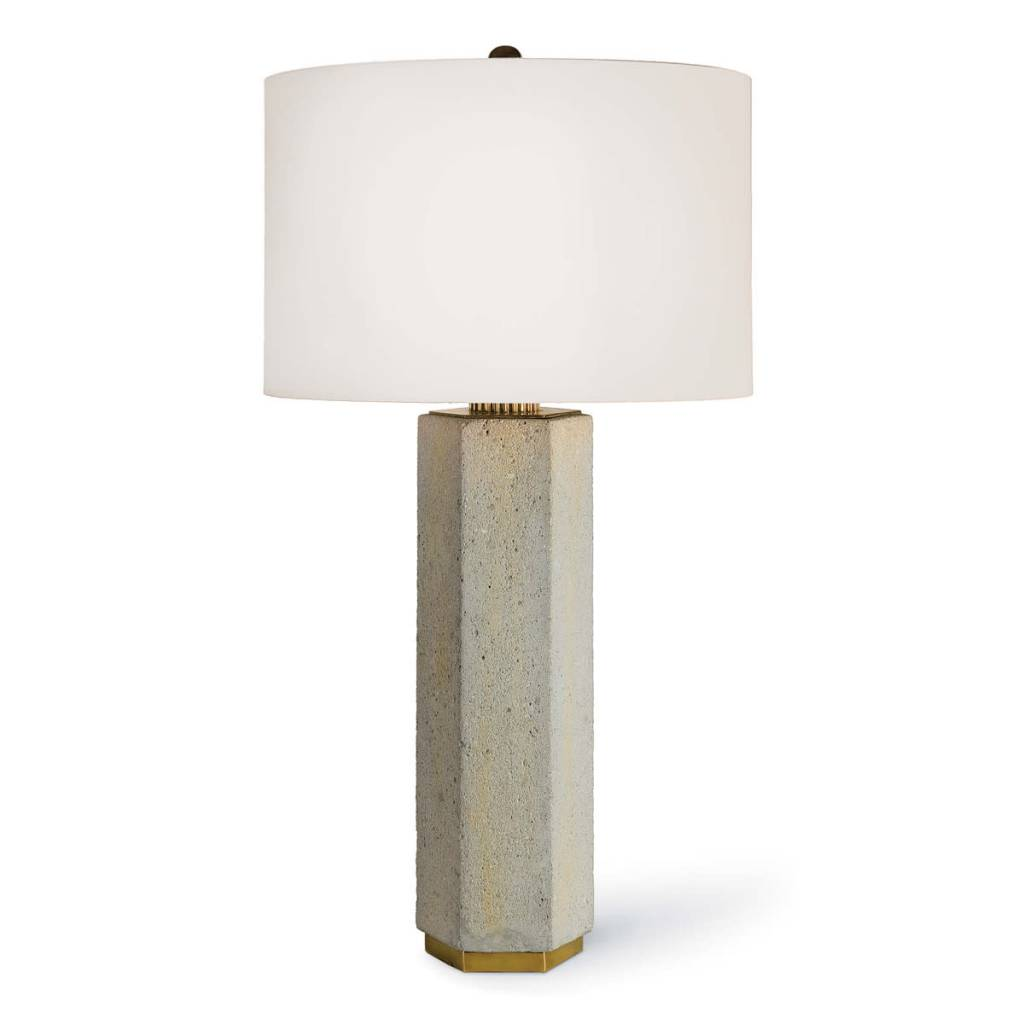 Regina Andrew Design Gear Concrete Table Lamp