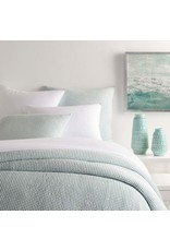 Pine Cone Hill Bubble Sky Matelasse Coverlet - Queen