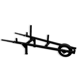 Spud, Inc. Straps & Equipment Industrial Wheelbarrow